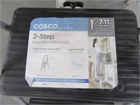 Lot (2) 2-Step StepStools Ladder Assist