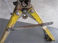 "Vehicle Tow Bar Assist Tool 1 7/16"" Ball"