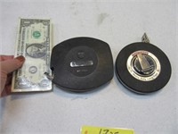 50' & 100' Tape Measures Stanley/Craftsman