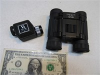 8x21 & 6x18 Compact Binoculars Spectacles Compact
