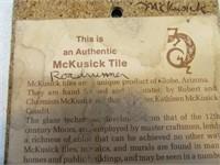 RoadRunner Signed Tile & Eagle Metal Cork Stopper