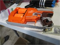 Lot NERF Guns & Accessories  Toys