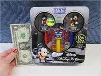 Disney MickeyMouse 07' PEZ Mint Collectors 3pc SET