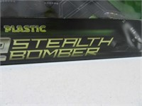 """B-2 Stealth Bomber Plane Toy MINT In Box 12"""""""