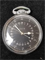 WWII Hamilton Bombadier navigation watch