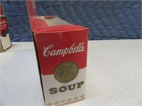 "Lot (3) New 90's CampbellsSoup Diecast 3"" Cars"