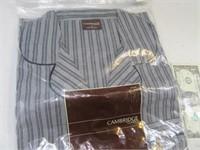 "New Cambridge ""M"" Men's Pajama Set"