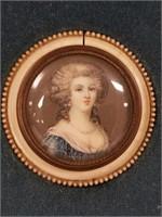 Marie Antoinette handkerchief and imageio