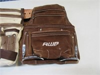 AWP Full Waist Tool Belt Holder