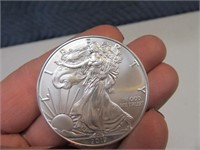 2017 Liberty .999 Silver 1oz Coin MINT 1of2