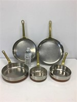 Stainless Sweden Pans