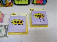 Lot (7) New Post-It & SharpieHighlighter Office