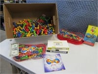 Big Lot ZOOB Specialty Building Block Toys