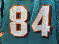NFL Chambers-84 Miami Dolphins L Mesh Jersey