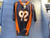 "Broncos 92-Dumervil New ""M"" Jersey w/ Tags"