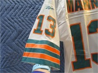 "Dan Marino Dolphins Throwback ""L"" Jersey"