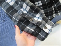 XXL Freedom Foundry Plush Men's Fleece Lined Jackt