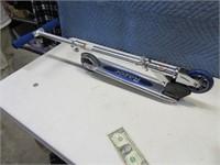 """Aluminum RAZOR Folding 23"""" Scooter EXC"""