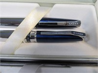 Lot (5) Parker~Waterman~Cross Pens Pencil Sets $$