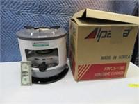 New Kerosene Cooker~Heater ALPACA Survival Stove