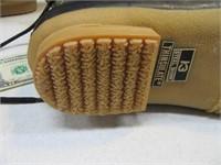 ProLine sz13 Camo Slick Hunting Boots EXC