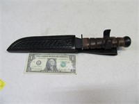 """Smith&Wesson 13"""" Survival  Knife w/ Sheath"""