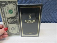 New Sealed POLO 4oz Bottle Cologne Spray