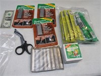 NEW Survival Lot  Matches~GlowSticks~FireStarterEC