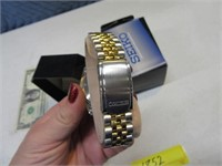 New Vintage SEIKO Men's Wristwatch w/ Box