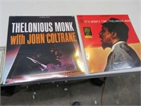 Lot (2) SEALED John Coltrane Albums Vinyl Records