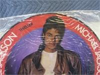 Michael Jackson Picture Vinyl Album THRILLER