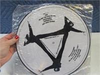 Michael Jackson Picture Vinyl Album BAD Record
