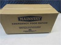 SEALED Case 10/3day Emergency Food Rations Survivl