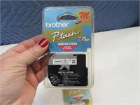Brother PTouch HomeHobby2 Label Printer + 2Tapes