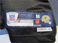 """N.O. Saints ReggieBush~25 Reebok """"M"""" Jersey EXC"""