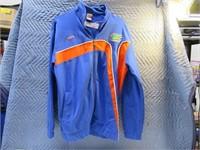 Florida Gators NIKE ZipUp Sweatshirt szLarge