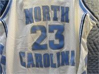 JORDAN 23 Jersey XL North Carolina Throwback EXC