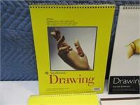 "Lot (4) New 11""x14"" Drawing Paper"