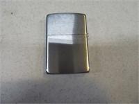 "ZIPPO Lighter w/ Case ""Smoking Pipe Logo"""