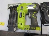 RYOBI 18v Lithium Cordless Tools