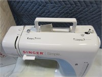 Singer Simple Tabletop Sewing Machine