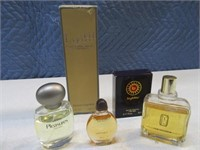 Lot (5) Bottles Men's Cologne Asst
