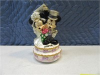 ChristopherRADKO Mickey Minnie Mouse Ornament