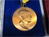 Lot (2) Vintage PAUL HARRIS  Fellowship Medals