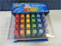 NEW 36cube ThinkSmart Toy Puzzle $25 1/4