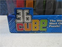 NEW 36cube ThinkSmart Toy Puzzle $25 3/4