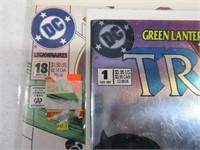 Lot (12) Comic Books