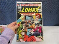Lot (11) Comic Books Lomax Phoenix #1's Etc