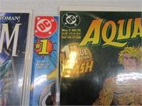 Lot (14) Comic Books #1's & The LIke