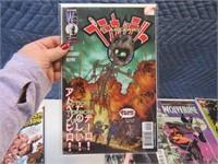 Lot (12) Comic Books #1's Etc **MORE TO COME!**